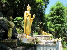 Luang Prabang is the location of many unique Buddhist heritage sites